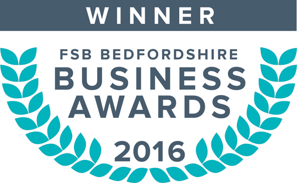 Honored with FSB Bedfordshire Best New Business Award 2016