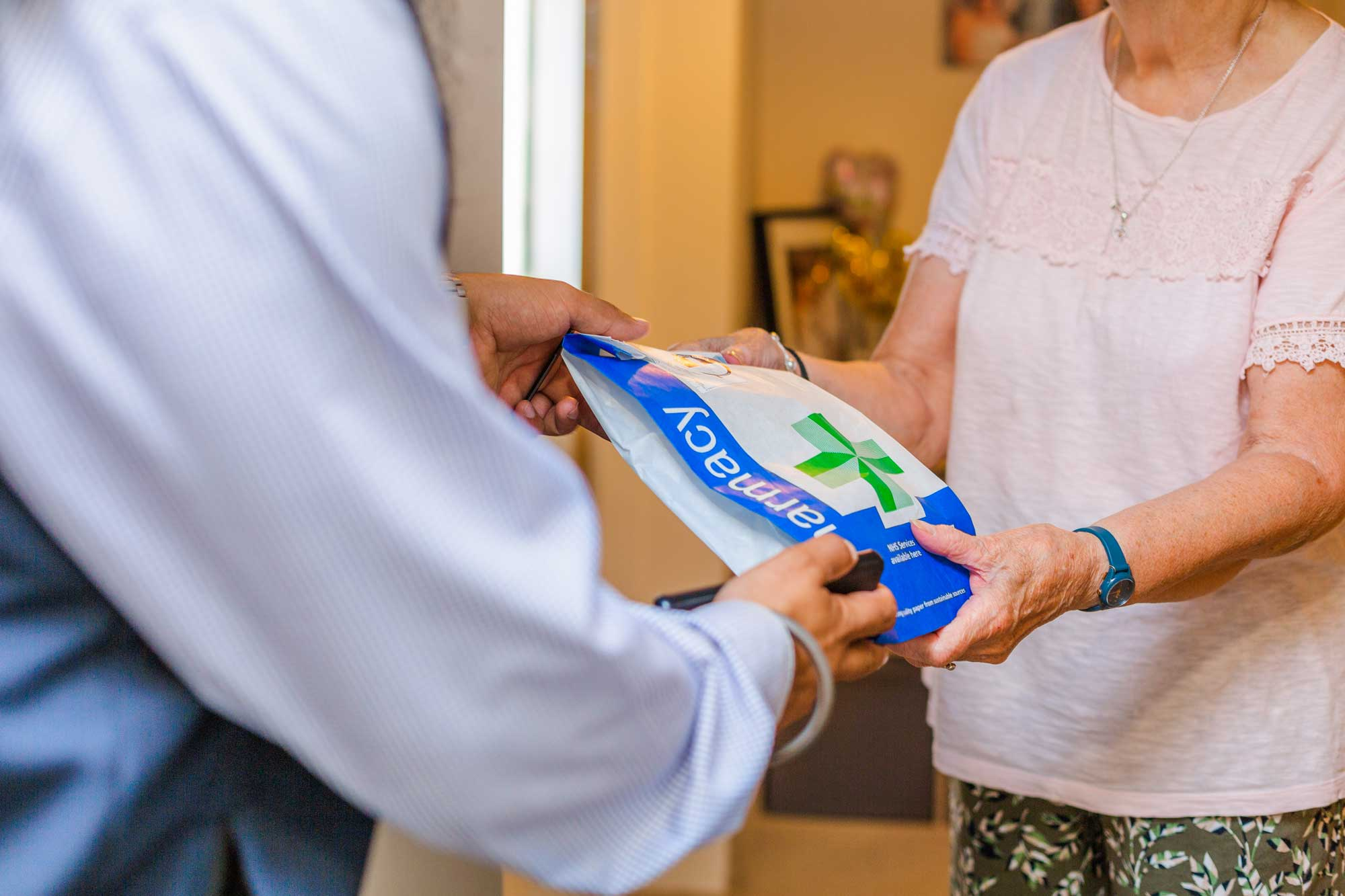 Pharmacy Home Delivery Service Bedfordshire